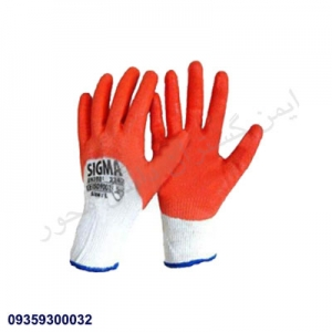 SIGMA Thick Anti-Cut Safety Gloves